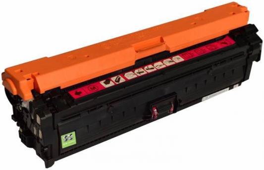 Картридж Cactus CS-CE273AV для HP LJ Ent CP5525 пурпурный 15000стр картридж cactus cs o9600m 42918914 для oki c 9600 9600dn пурпурный 15000стр