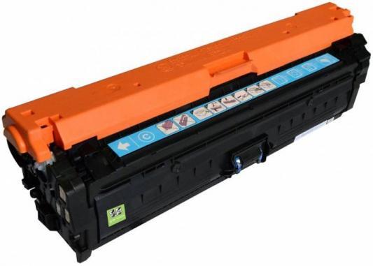 Картридж Cactus CS-CE271AV для HP LJ Ent CP5525 голубой 15000стр