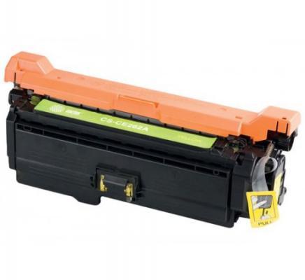 Картридж Cactus CS-CE262AR для HP LJ CP4025/CP4525/CM4540 желтый 11000стр картридж cactus cs ce260x для hp lj cp4025 cp4525 cm4540 черный 17000стр
