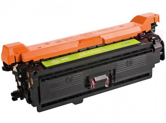 Картридж Cactus CS-CE251AV для HP CLJ CP3525/CM3530 голубой 7000стр