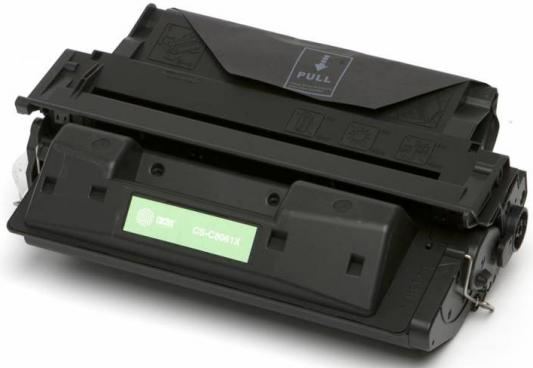Картридж Cactus CS-C8061XR для HP LJ 4100/4000/4050 черный 10000стр картридж cactus cs ce260x для hp lj cp4025 cp4525 cm4540 черный 17000стр