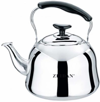 Чайник Zeidan Z-4152 серебристый 3.5 л нержавеющая сталь