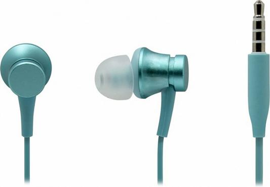 Наушники Xiaomi Mi In-Ear Headfones Basic голубой