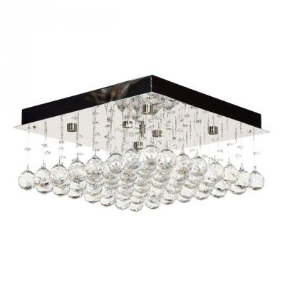 Потолочный светильник Arti Lampadari Flusso H 1.4.40.616 N накладной светильник arti lampadari flusso h 1 4 55 615 n
