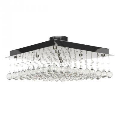 Потолочный светильник Arti Lampadari Flusso H 1.4.50.616 N накладной светильник arti lampadari flusso h 1 4 55 615 n