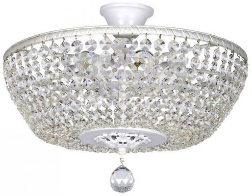 Потолочный светильник Arti Lampadari Nobile E 1.3.40.2.100 WG  arti lampadari потолочная люстра arti lampadari nobile e 1 3 40 100 wg