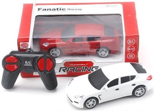 Машинка на радиоуправлении Shantou Gepai Fanatic Racing пластик, металл от 3 лет цвет в ассортименте