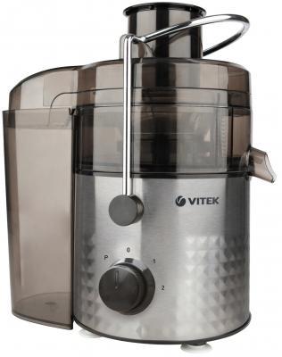 Соковыжималка Vitek VT-3658 ST 800 Вт нержавеющая сталь серебристый от 123.ru