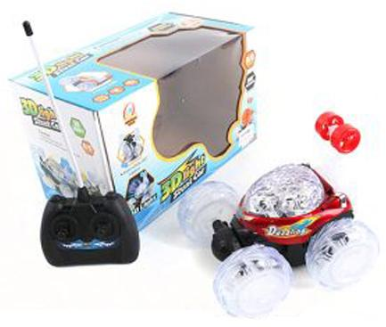 Машинка на радиоуправлении Shantou Gepai Перевертыш пластик от 6 лет разноцветный машинка на радиоуправлении sdl перевертыш от 7 лет белый пластик 1110658