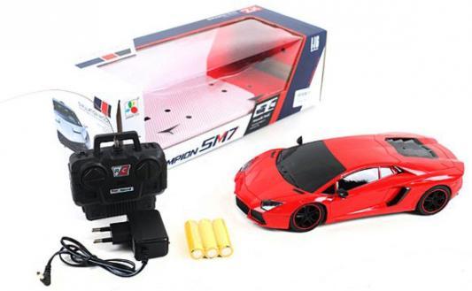 Машинка на радиоуправлении Shantou Gepai 637189 пластик, металл от 3 лет красный машинка на радиоуправлении shantou gepai g253 12a пластик от 3 лет красный 6927712563804