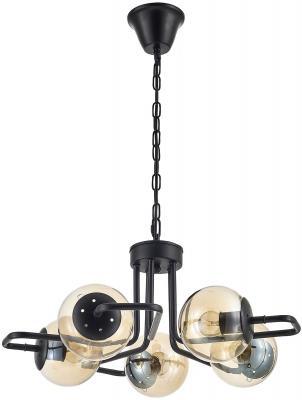 Подвесная люстра Arti Lampadari Silvia E 1.1.5 B подвесная люстра arti lampadari silvia e 1 1 5 b