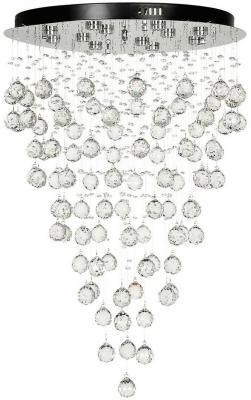Каскадная светодиодная люстра Arti Lampadari Flusso L 1.4.55.601 N