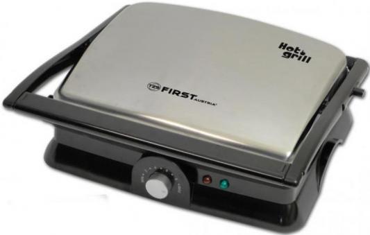 Электрогриль First FA-5344-1 чёрный электрогриль first fa 5330 black