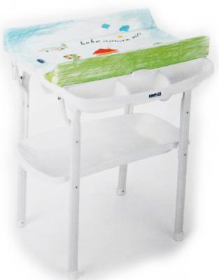 Стол пеленальный с ванночкой Cam Aqua (цвет 222) манеж cam america цвет 222