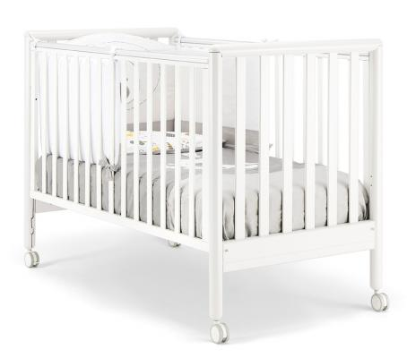 Кроватка Pali Bravo (белый)