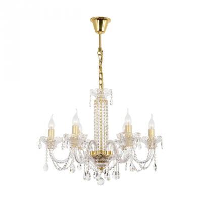 подвесная люстра arti lampadari sofia e 1 1 6 600 g Подвесная люстра Arti Lampadari Sofia E 1.1.6.600 G