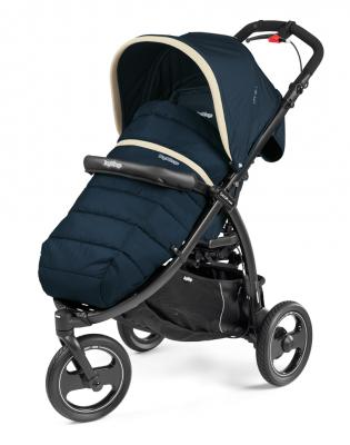 Коляска 3-в-1 Peg-Perego Book Cross Set XL Elite (breeze blue) peg perego n xl pr v tf bor sunset