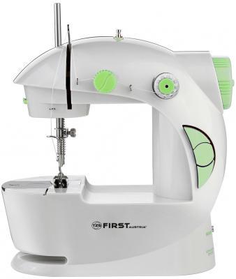 Швейная машина First FA-570 белый зеленый