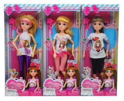 Кукла Shantou Gepai Мария 29 см шарнирная