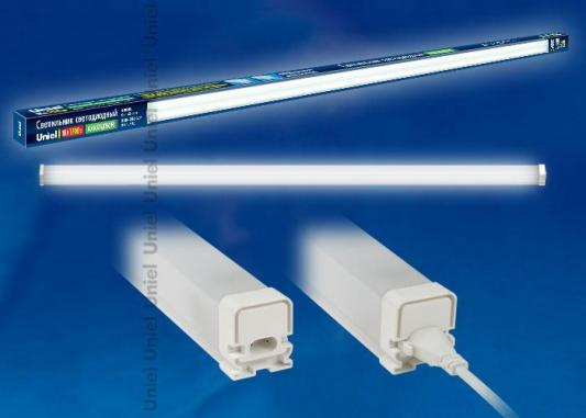 Мебельный светодиодный светильник (UL-00001618) Uniel ULO-BL120-18W/NW/K IP54 White uniel ulo cl120 40w nw silver