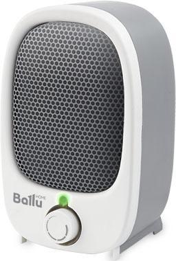 Тепловентилятор BALLU BFH/S-03N 900 Вт серый белый тепловентилятор ballu bfh s 10 2000 вт термостат белый