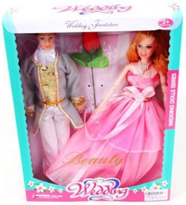Набор кукол Shantou Gepai Свадьба - Жених и невеста жених в узбекистане должен купить невесту