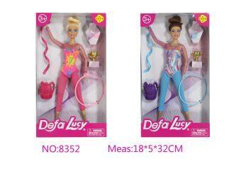 Кукла DEFA LUCY Чемпионка кукла defa lucy доктор 8346