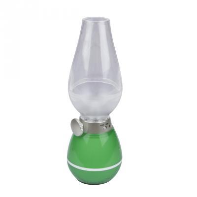 Настольная лампа (UL-00001502) Uniel TLD-538 Green/LED/80Lm/5500K/Dimmer