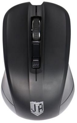 лучшая цена Мышь беспроводная Jet.A Comfort OM-U36G чёрный USB