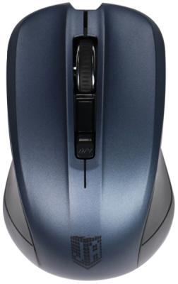 Мышь беспроводная Jet.A Comfort OM-U36G синий USB + радиоканал мышь беспроводная asus wt425 синий usb радиоканал 90xb0280 bmu040