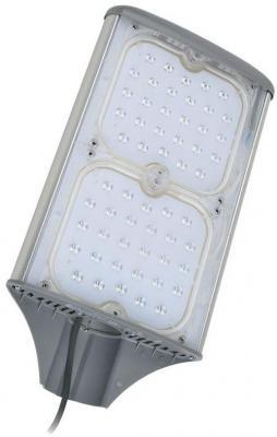 Уличный светодиодный светильник (UL-00001861) Uniel ULV-R71J-100W/NW IP65 Silver uniel ulo cl120 40w nw silver