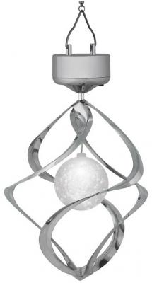 Подвесной светильник на солнечных батареях (07281) Uniel Modern USL-M-107/MT265 Wind Chime