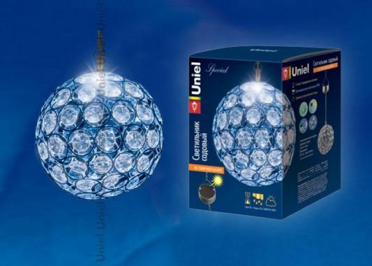Подвесной светильник на солнечных батареях (07284) Uniel USL-S-108/MT150 Sirius подвесной светильник на солнечных батареях 07281 uniel modern usl m 107 mt265 wind chime