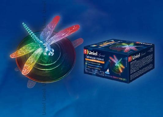 Светильник на солнечных батареях (07293) Uniel USL-S-106/PT075 Magic Dragonfly светильник на солнечных батареях ul 00000702 uniel usl s 227 pt1200 magic sakura