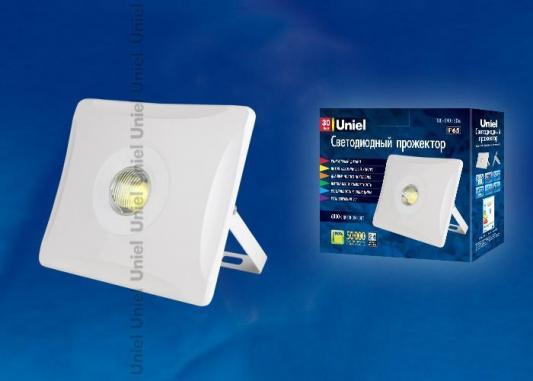 Прожектор светодиодный (UL-00000390) Uniel 30W 6000K ULF-F11-30W/DW IP65 180-240В White