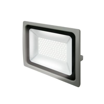 Прожектор светодиодный (UL-00001914) Uniel 100W 4000K ULF-F16-100W/NW IP65 185-240В Silver uniel ulf f16 100w nw ip65 185 240в silver