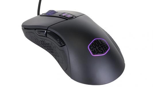 лучшая цена Мышь проводная Cooler Master MM530 чёрный USB