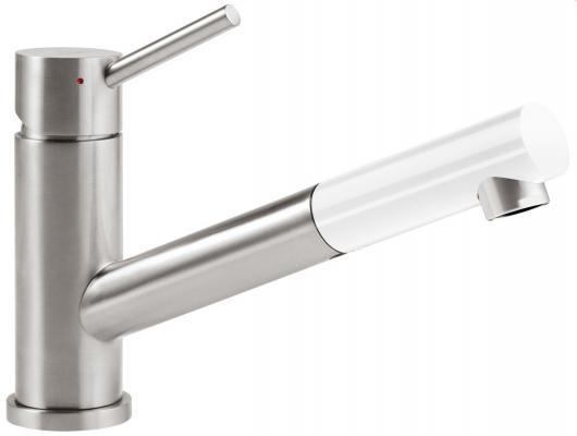 Смеситель Villeroy & Boch Como Shower R1 White Alpin CeramicPlus серебристый 925203R1 смеситель villeroy