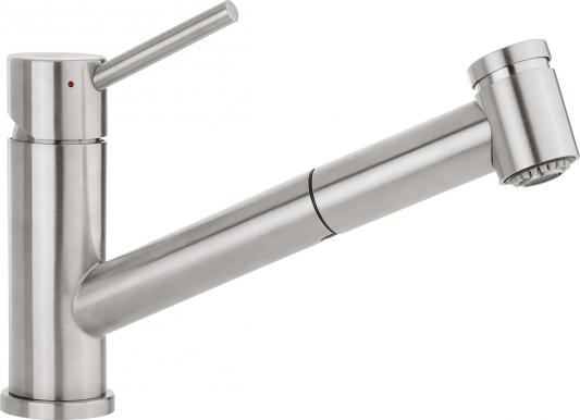 Смеситель Villeroy & Boch Como Switch LC stainless steel massive серебристый 927200LC смеситель villeroy