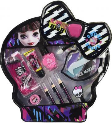 Игровой набор детской декоративной косметики Markwins «Monster High» Draculaura наборы декоративной косметики иллозур подарочный промо набор yllozure