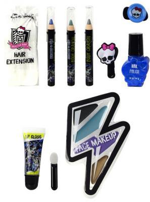 Игровой набор детской декоративной косметики Markwins «Monster high» Frankie от 123.ru