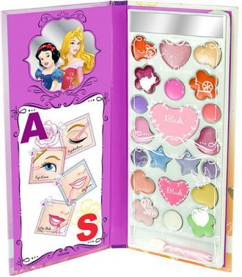 Игровой набор детской декоративной косметики Markwins принцессы Диснея bestway замок принцессы диснея 91050