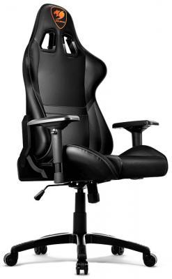 Кресло компьютерное игровое Cougar Armor черный BF-170614