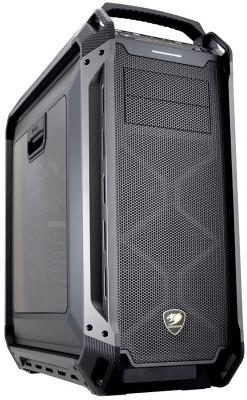 Корпус ATX Cougar Panzer Max Без БП чёрный cougar 530m army green