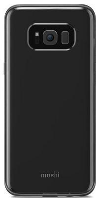 Чехол Moshi Vitros для Samsung Galaxy S8+ пластик черный 99MO058045