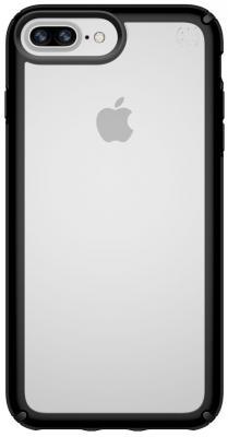 Накладка Speck Presidio Show для iPhone 8 Plus iPhone 7 Plus iPhone 6S Plus iPhone 6 Plus прозрачный чёрный 103125-5905
