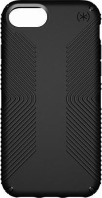 Накладка Speck Speck Presidio Grip для iPhone 8 iPhone 7 iPhone 6 iPhone 6S чёрный 103108-1050 накладка speck seethru air 11 blue