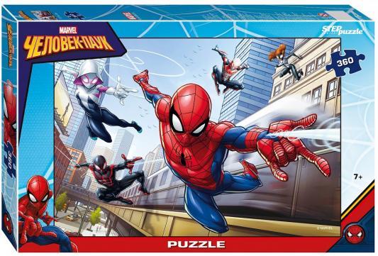 Пазл Step Puzzle Человек-паук 2 360 элементов пазл пагода step puzzle 1000 деталей