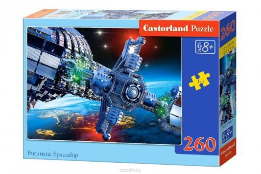Купить Пазл Кастор Космический корабль 260 элементов 5904438027408, Пазлы-картины