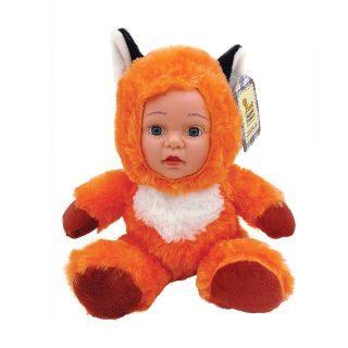 Интерактивная игрушка Fluffy Family Мой лисенок от 3 лет рыжий
